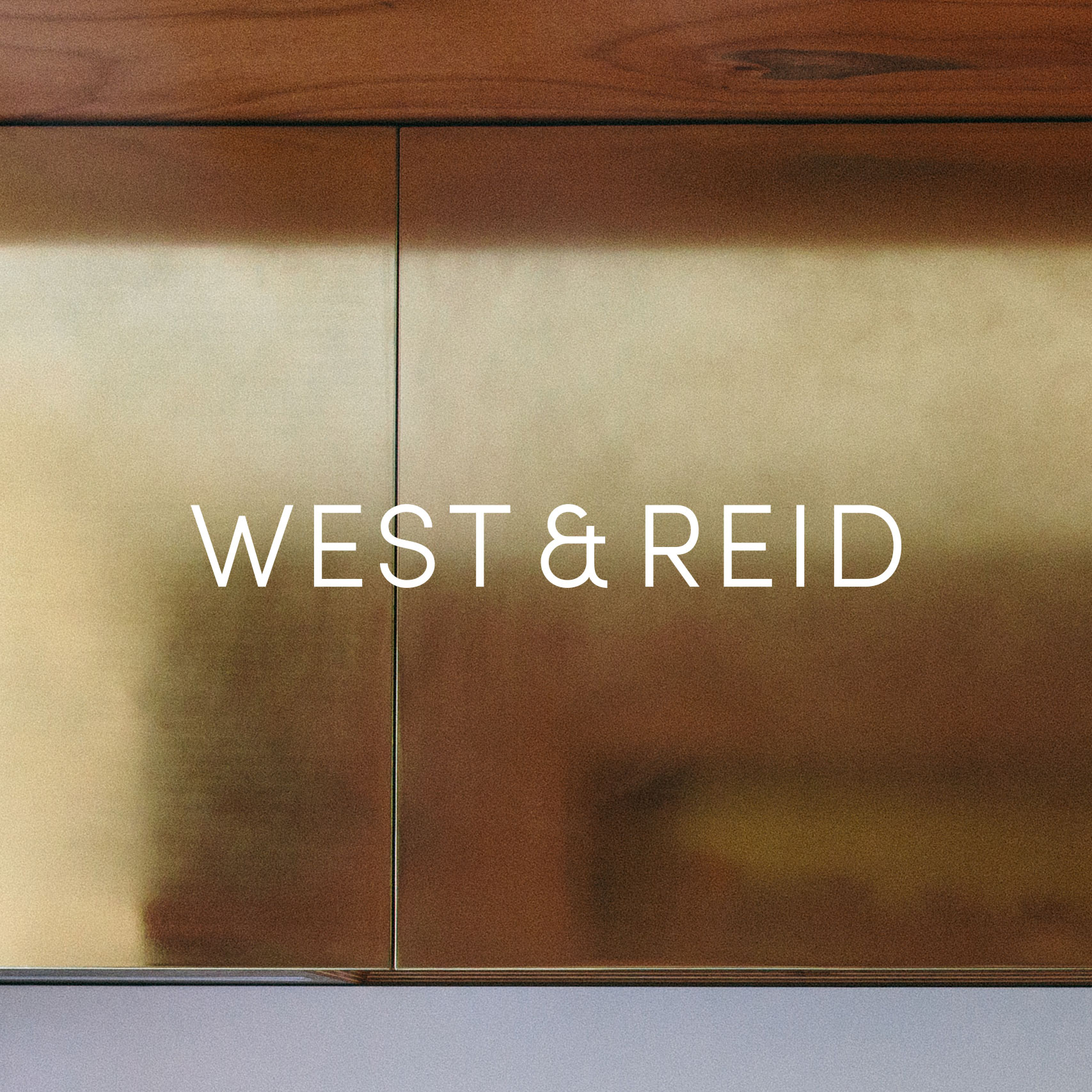 Small business logo design for West & Reid London