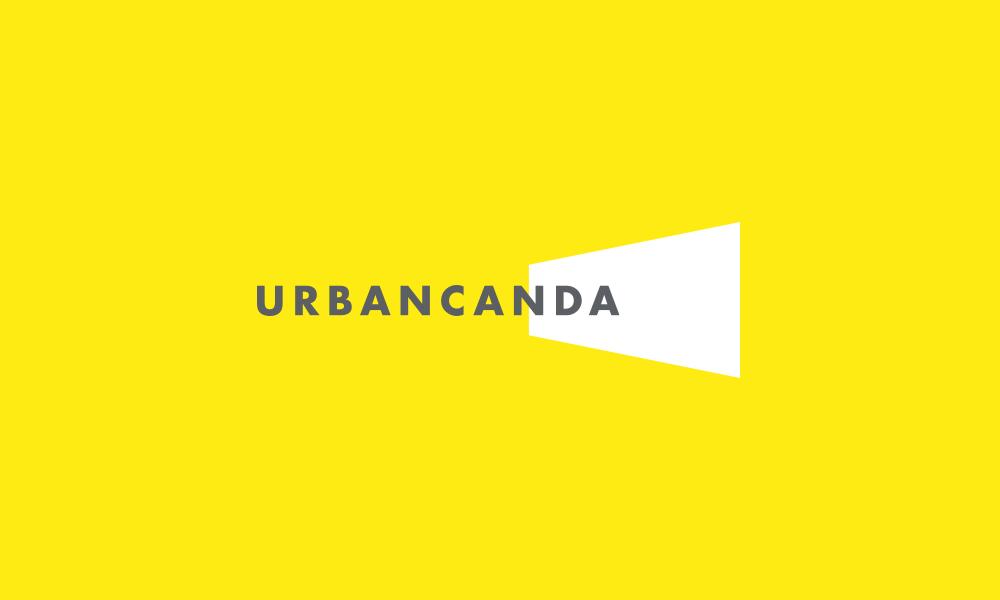 Logo branding design for Urbancanda London