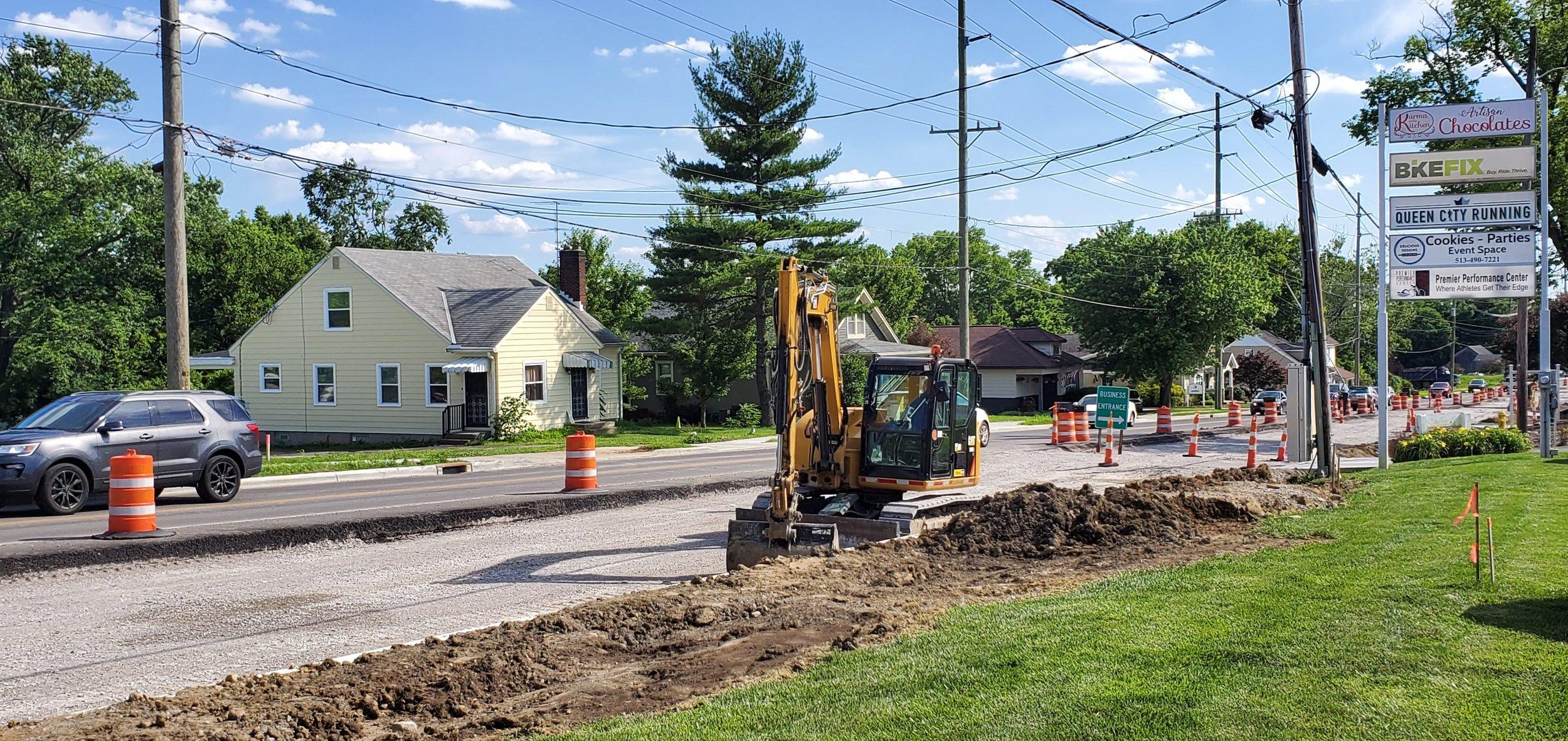 Cincinnati - Dayton Road Construction