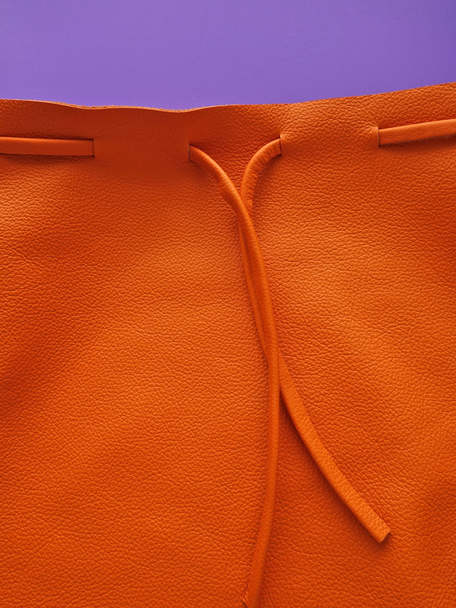 LEATHER BAGS AND POUCHES