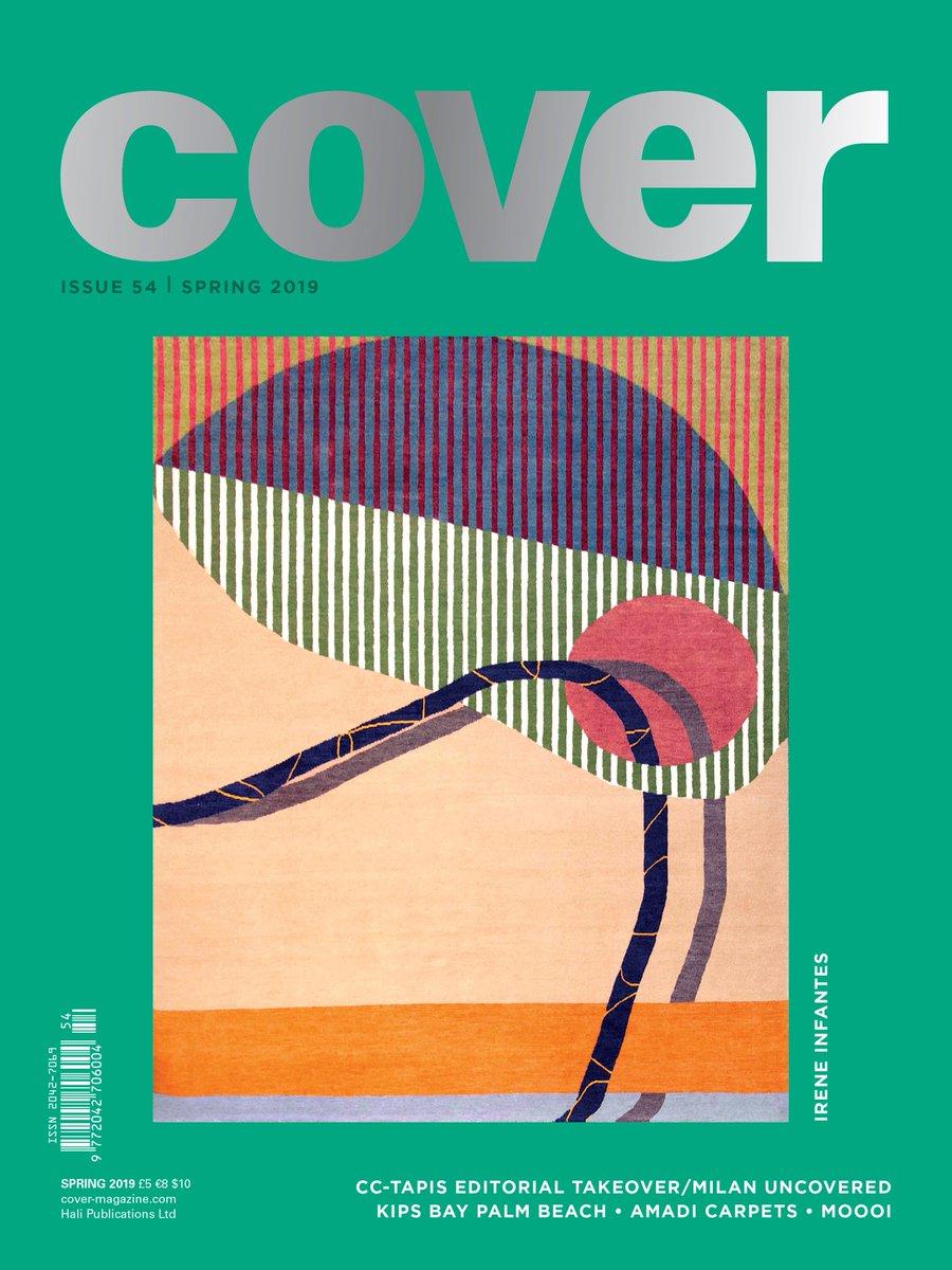 Publication Cover Magazine Spring 2019