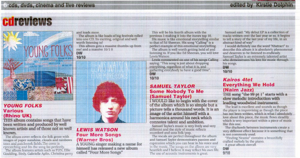 samuel-taylor-denbighshire-free-press-ep-review.jpg