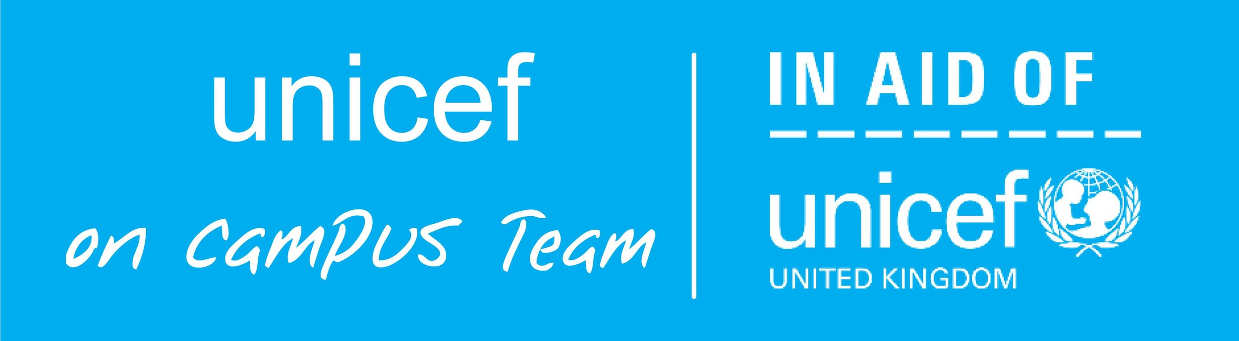 Volunteer with Unicef on campus at Edinburgh University
