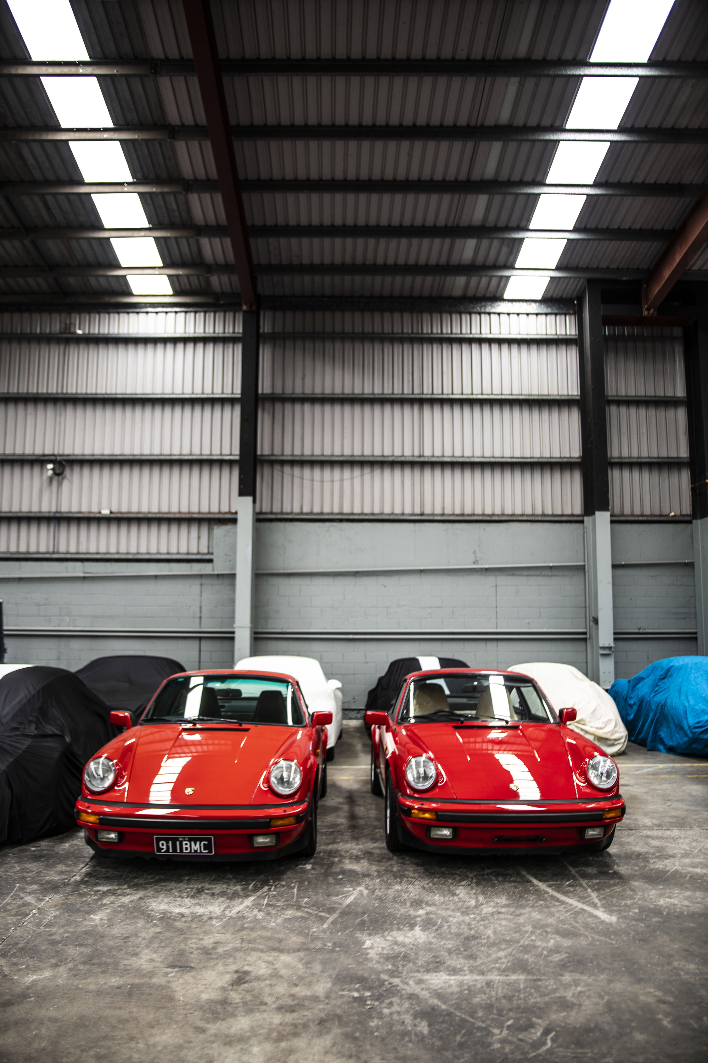 leon fitzpatrick porsche 911 autogoles storage cars and coffee