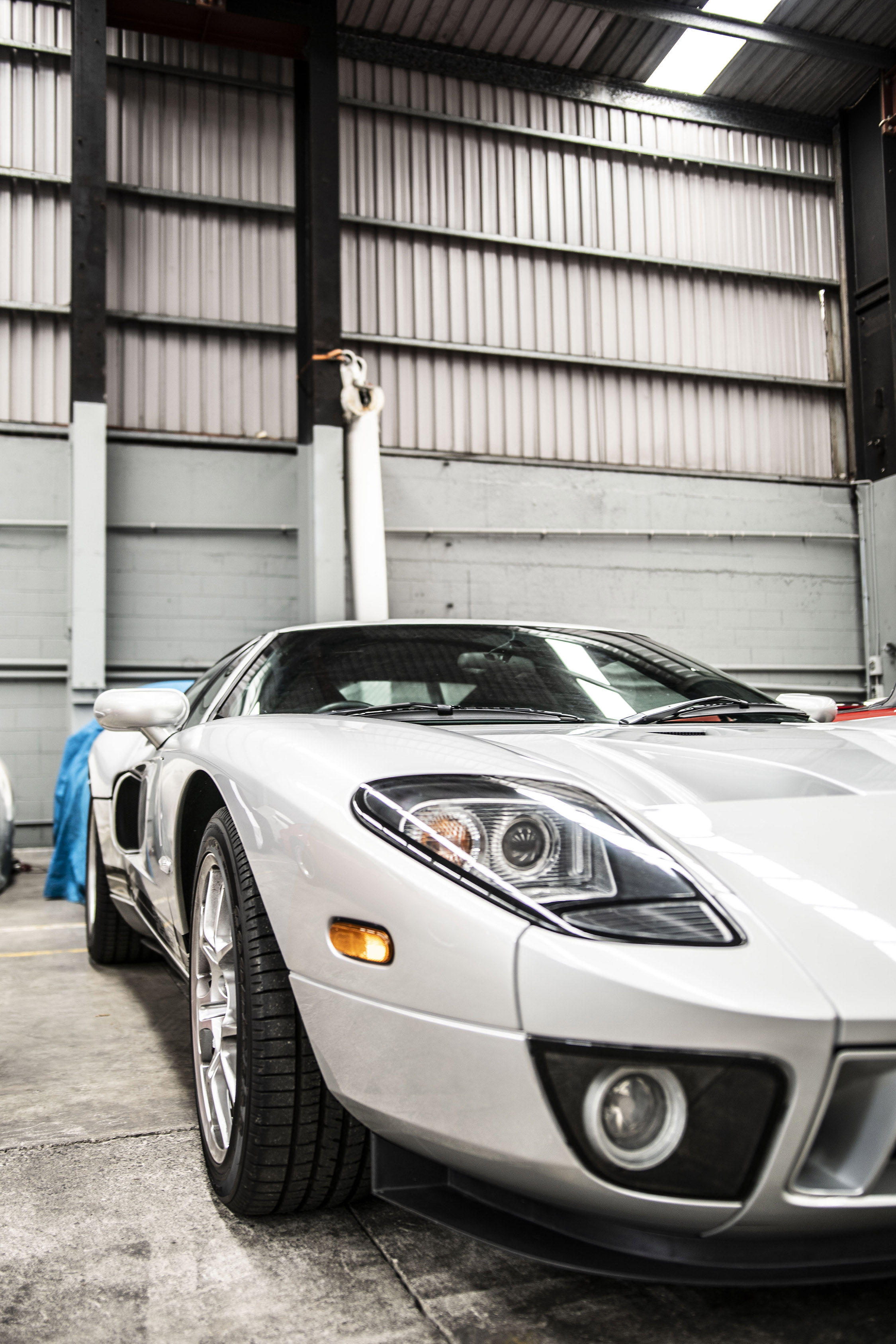 leon fitzpatrick ford gt40 autohouse storage cars and coffee