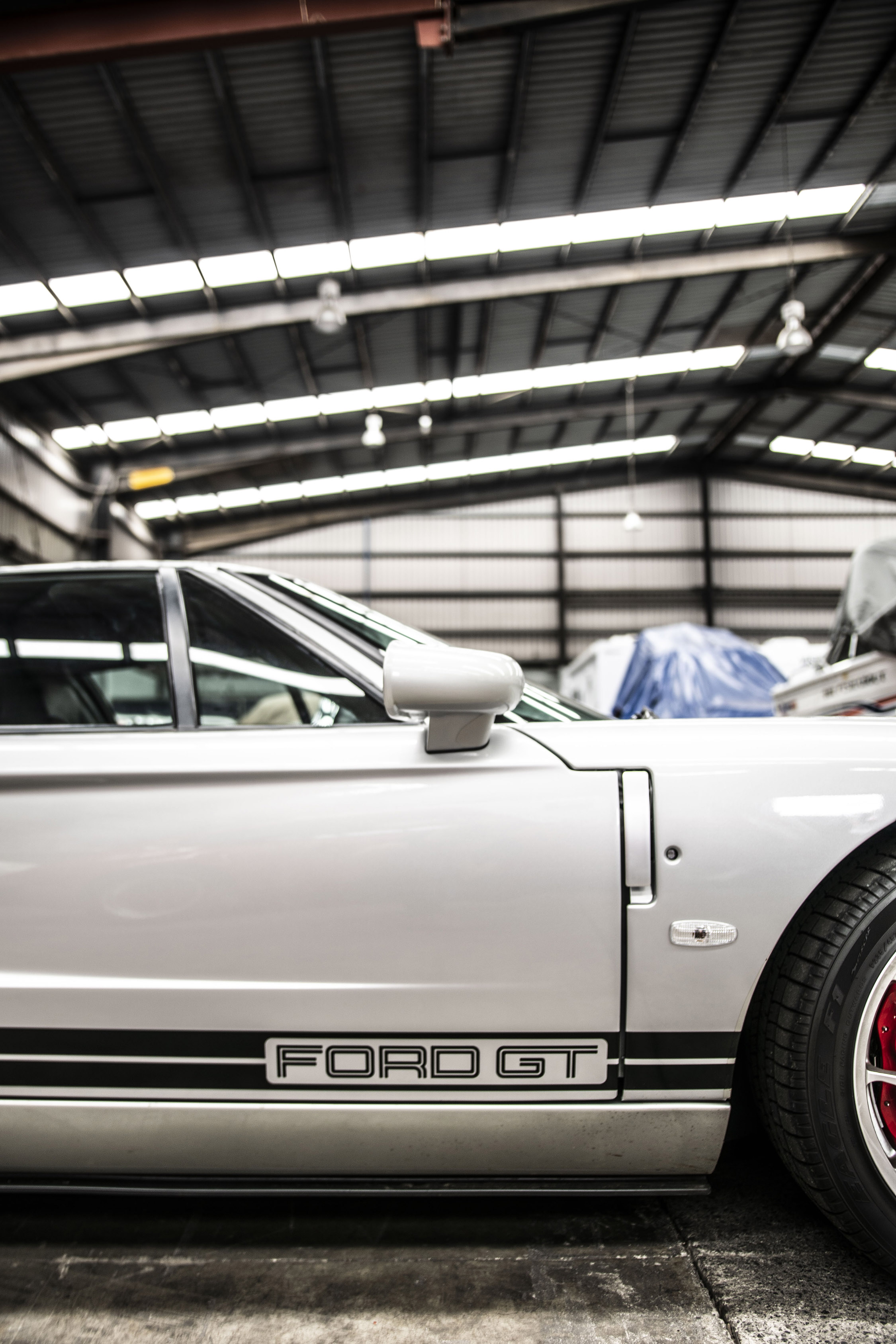 leon fitzpatrick porsche gt40 autohouse storage cars and coffee