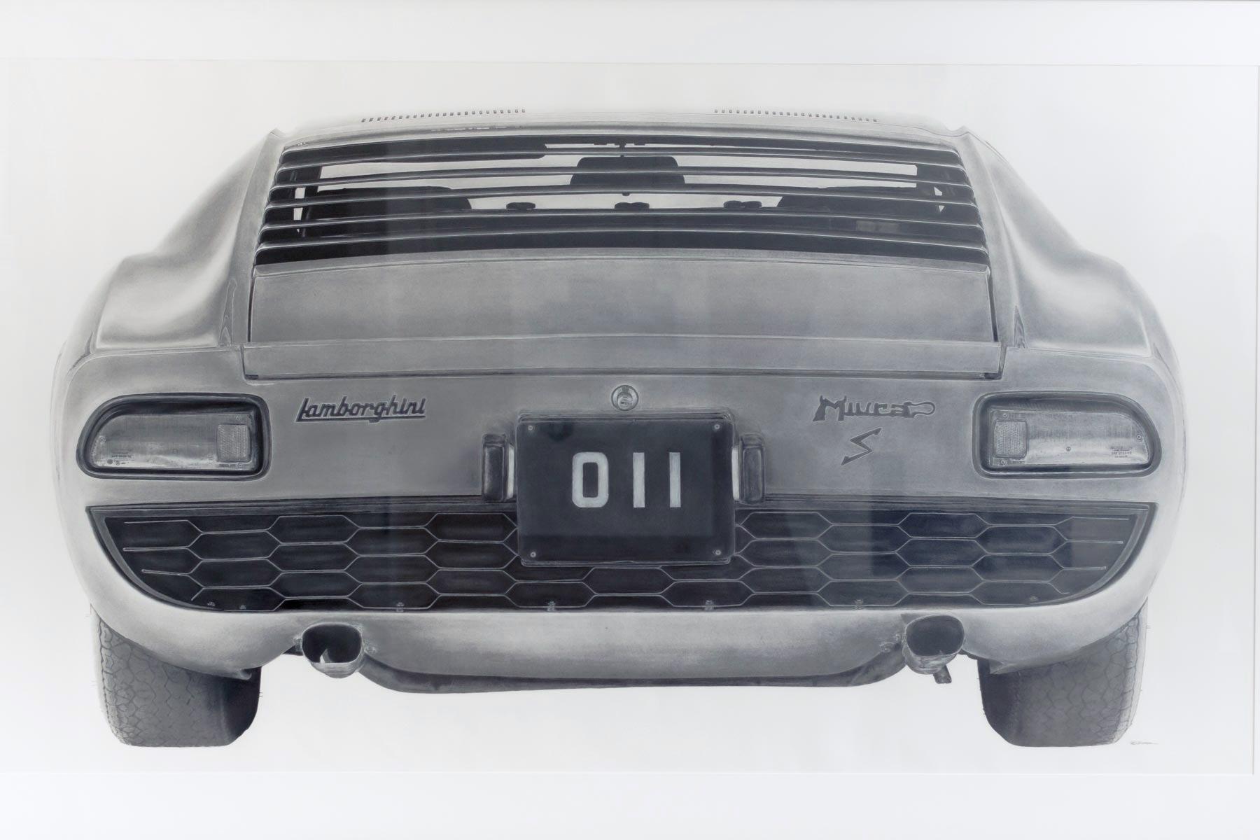 Lifesize Lamborghini Miura S info + enquiries