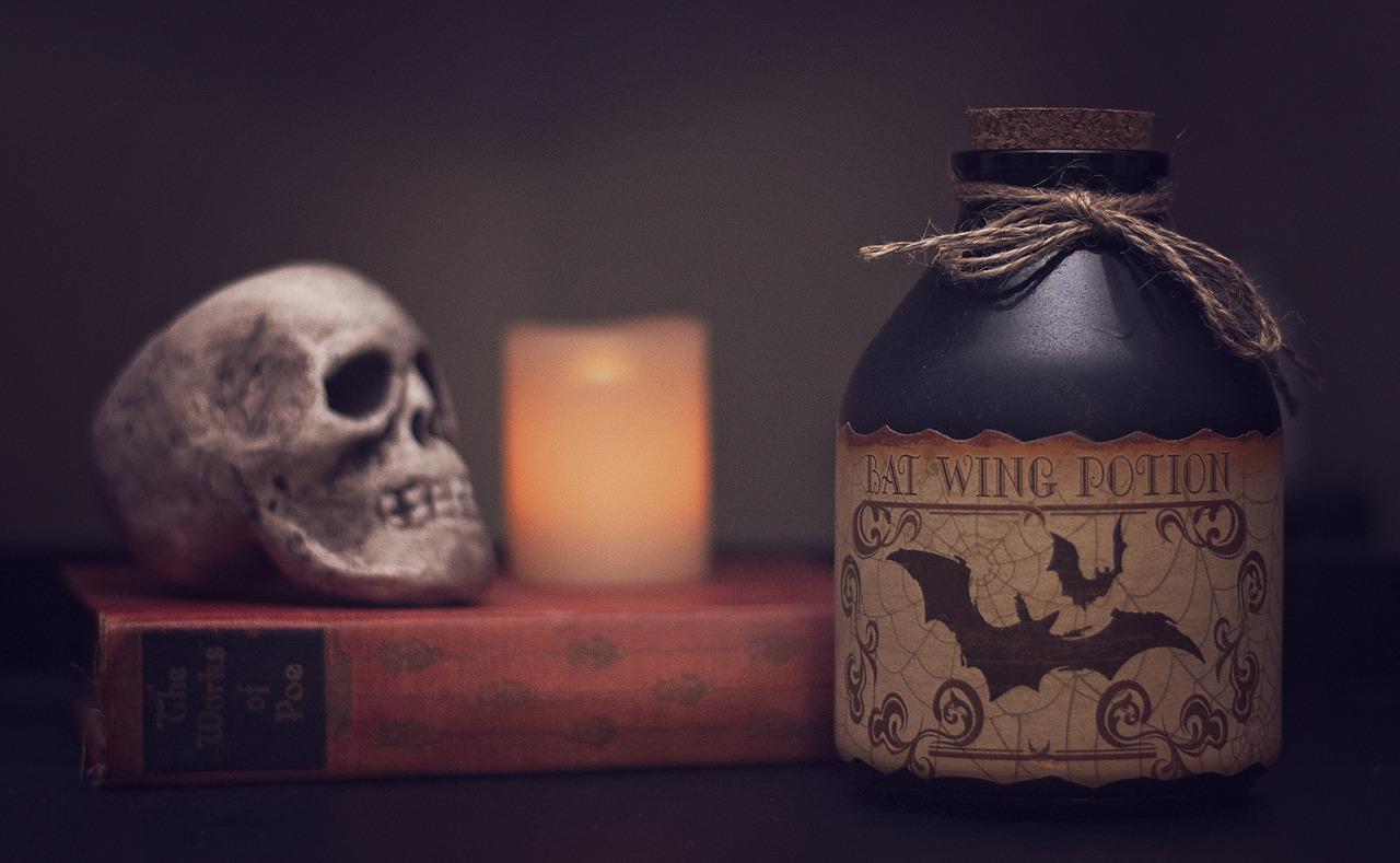 halloween magic spells