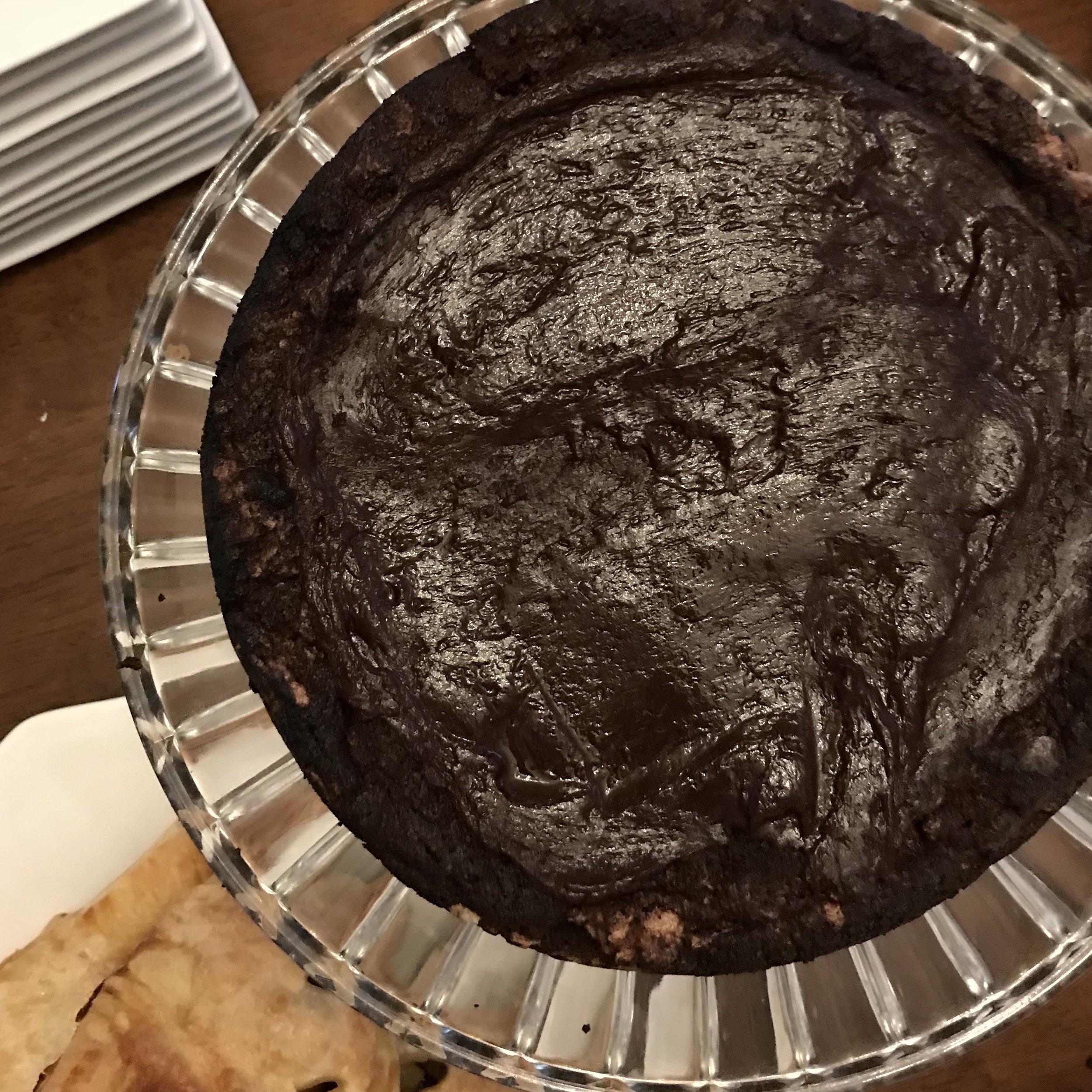 Decadent (Gluten Free) Chocolate Cake . Make It Ahead . Week 2