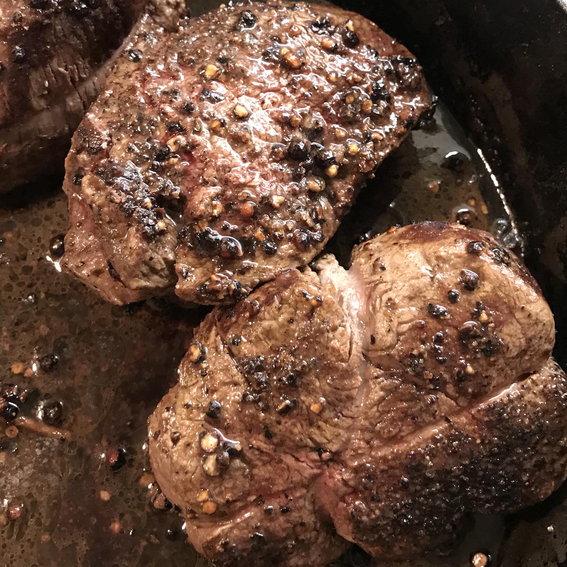 Steakhouse Steaks . How Easy Is That? . Week 4
