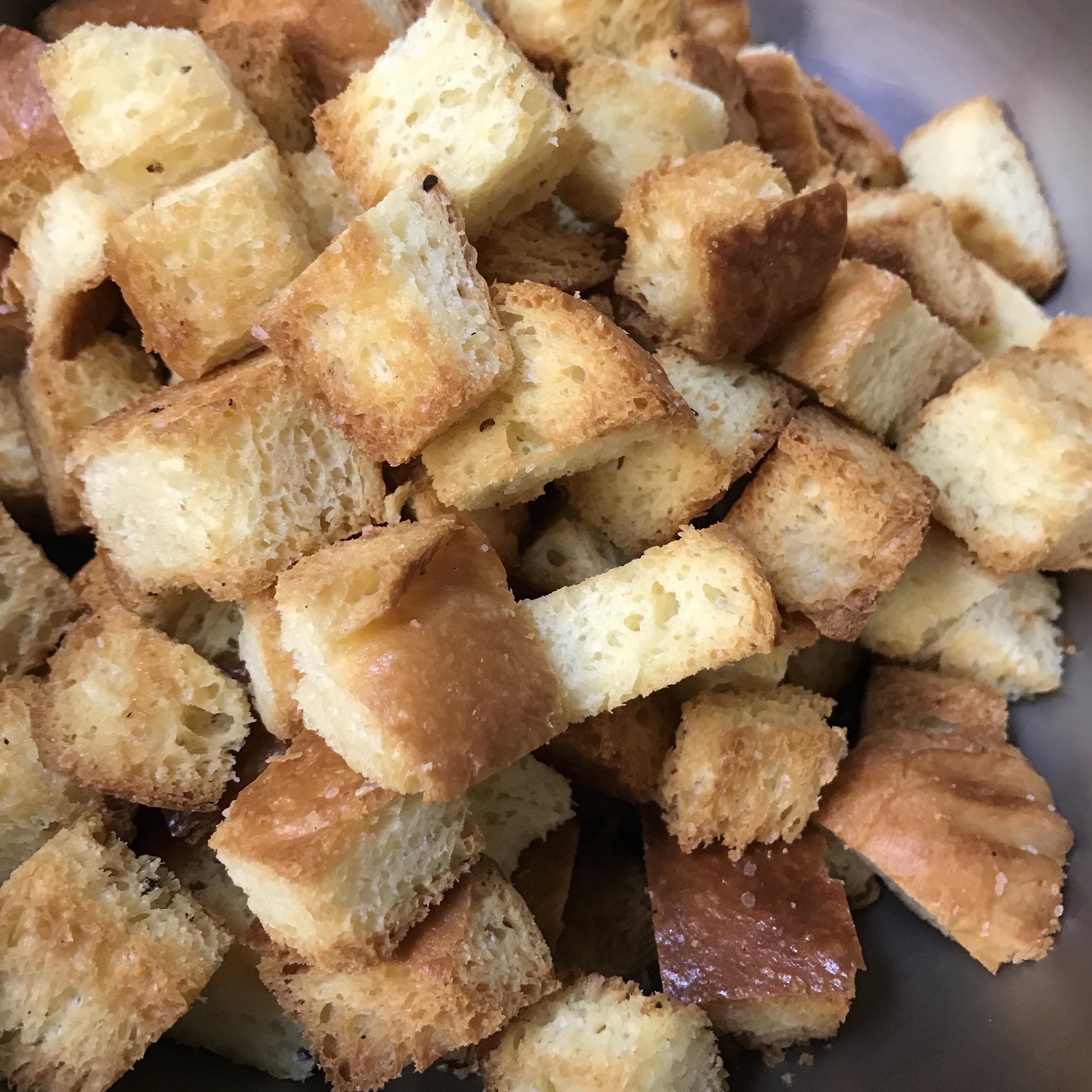 Ginger Shortbread . Make It Ahead . Week 12