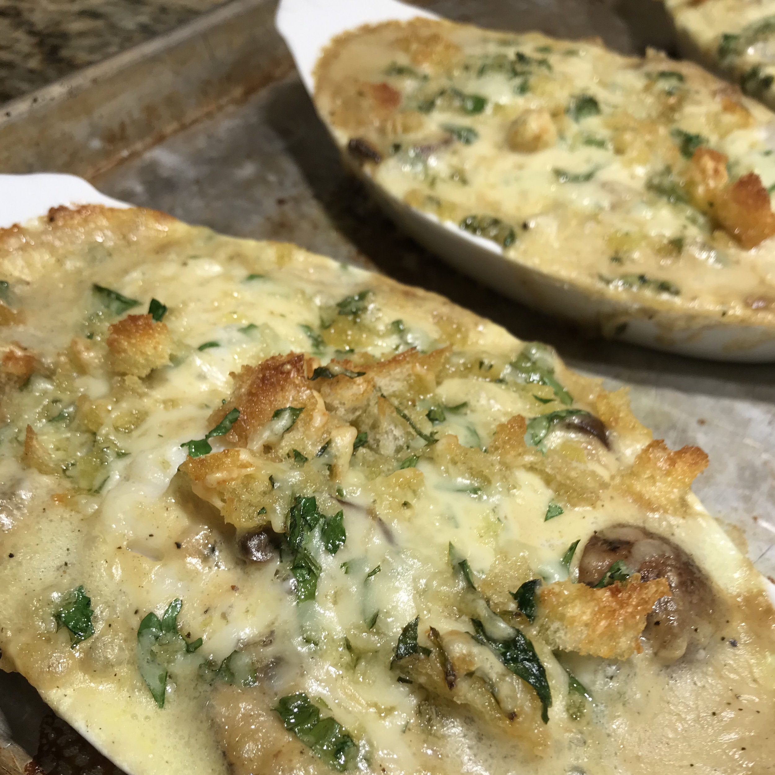 Easy Coquilles Sant Jacques . Make It Ahead . Week 13
