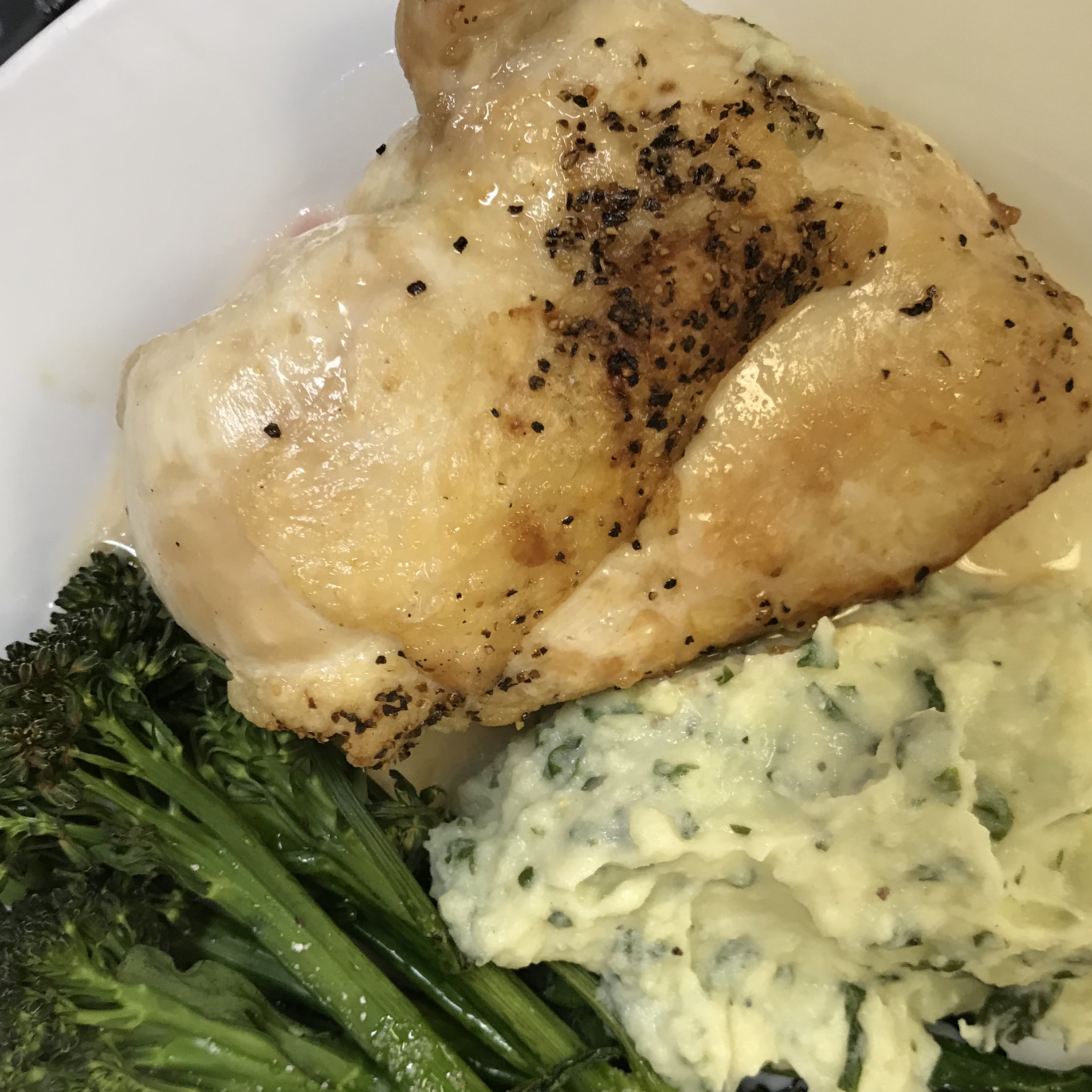 Chicken with Shallots . How Easy Is That? . Week 16