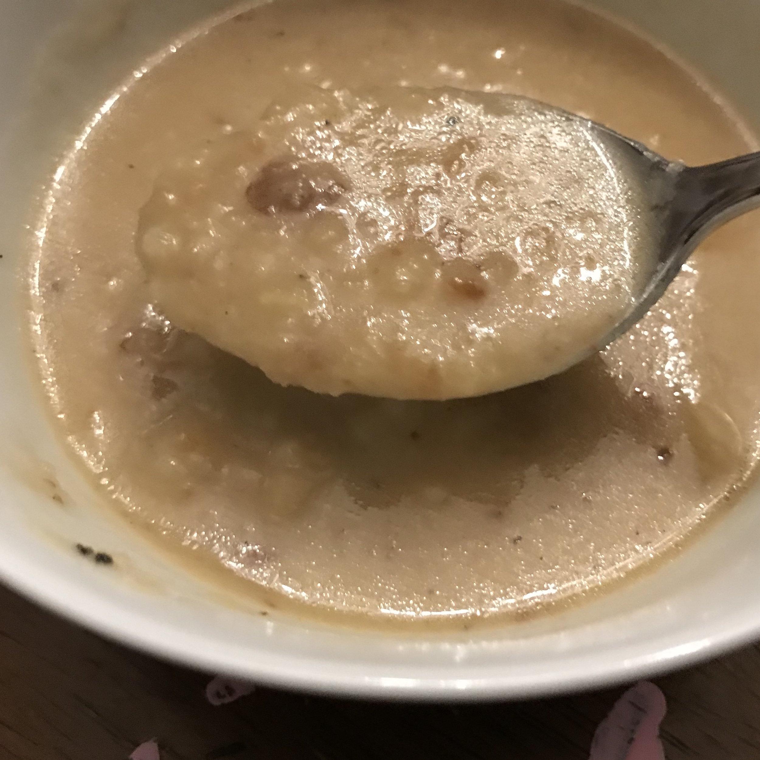 Roasted Potato Fennel Soup . Barefoot Contessa Cookbook . Week 18