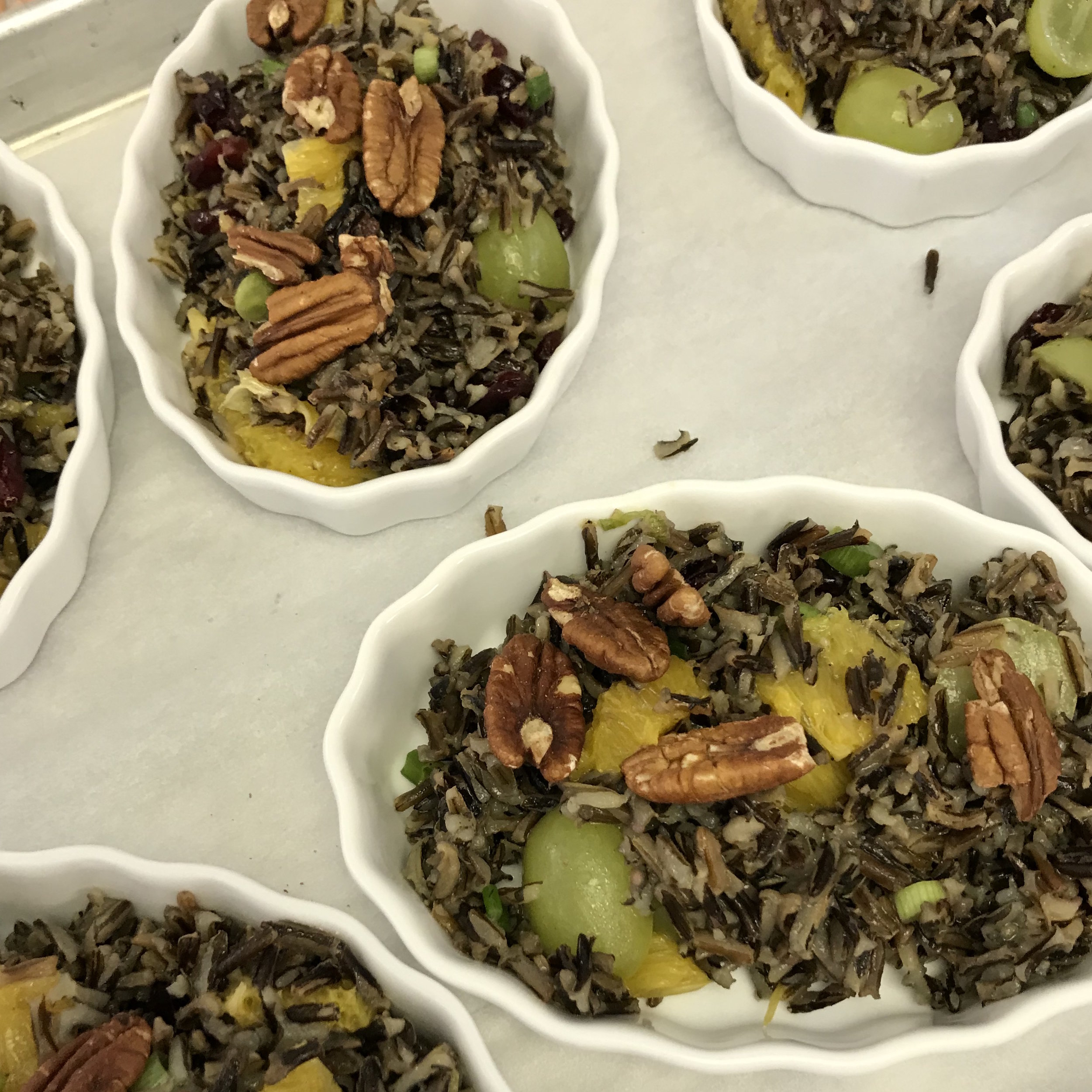 Wild Rice Salad . How Easy Is That? . Week 18