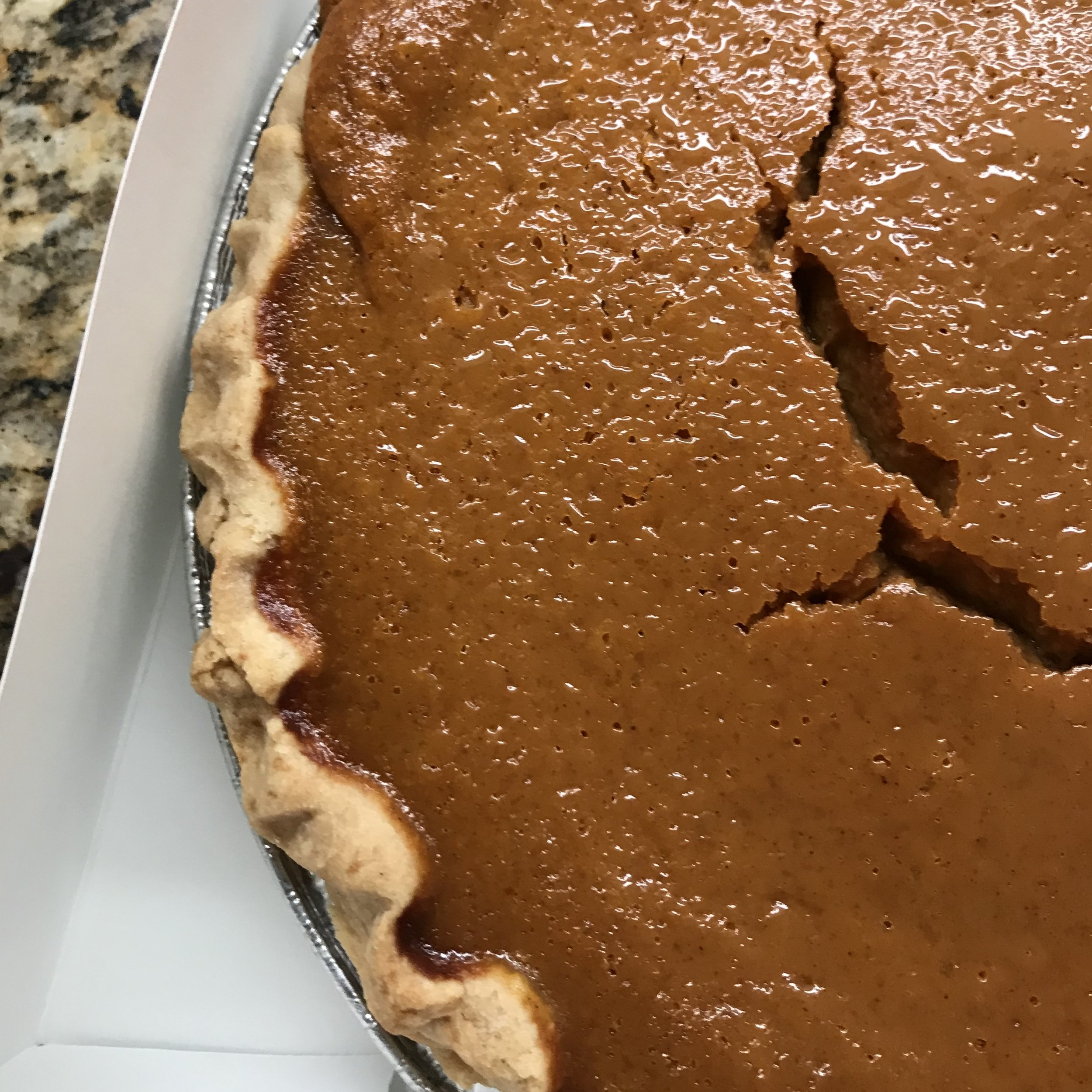 Ultimate Pumpkin Pie with Rum Whipped Cream & Perfect Pie Crust . Barefoot Contessa Foolproof . Week 29