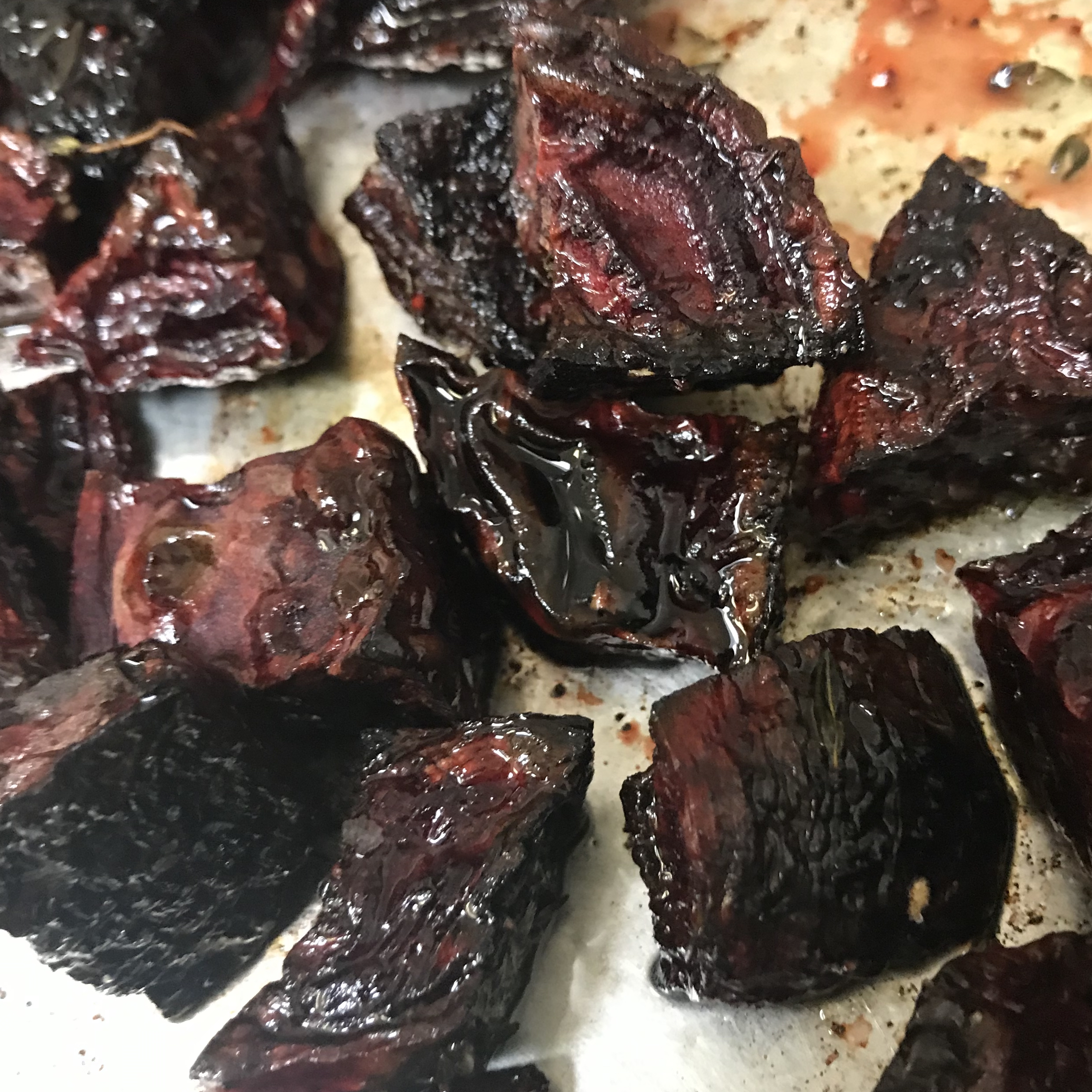 Roasted Beets . Barefoot in Paris . Week 30