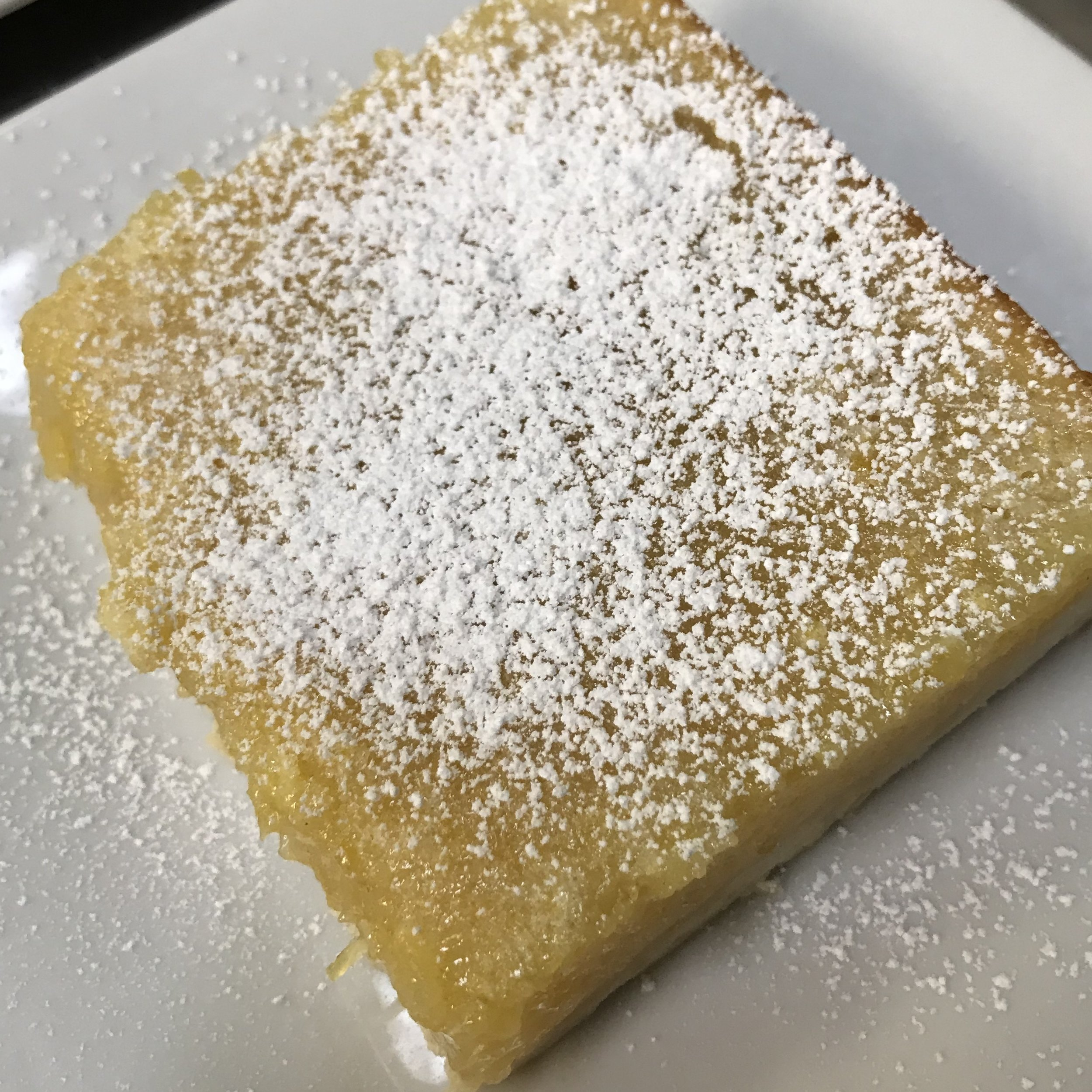 Lemon Bars . Barefoot Contessa Parties! . Week 36