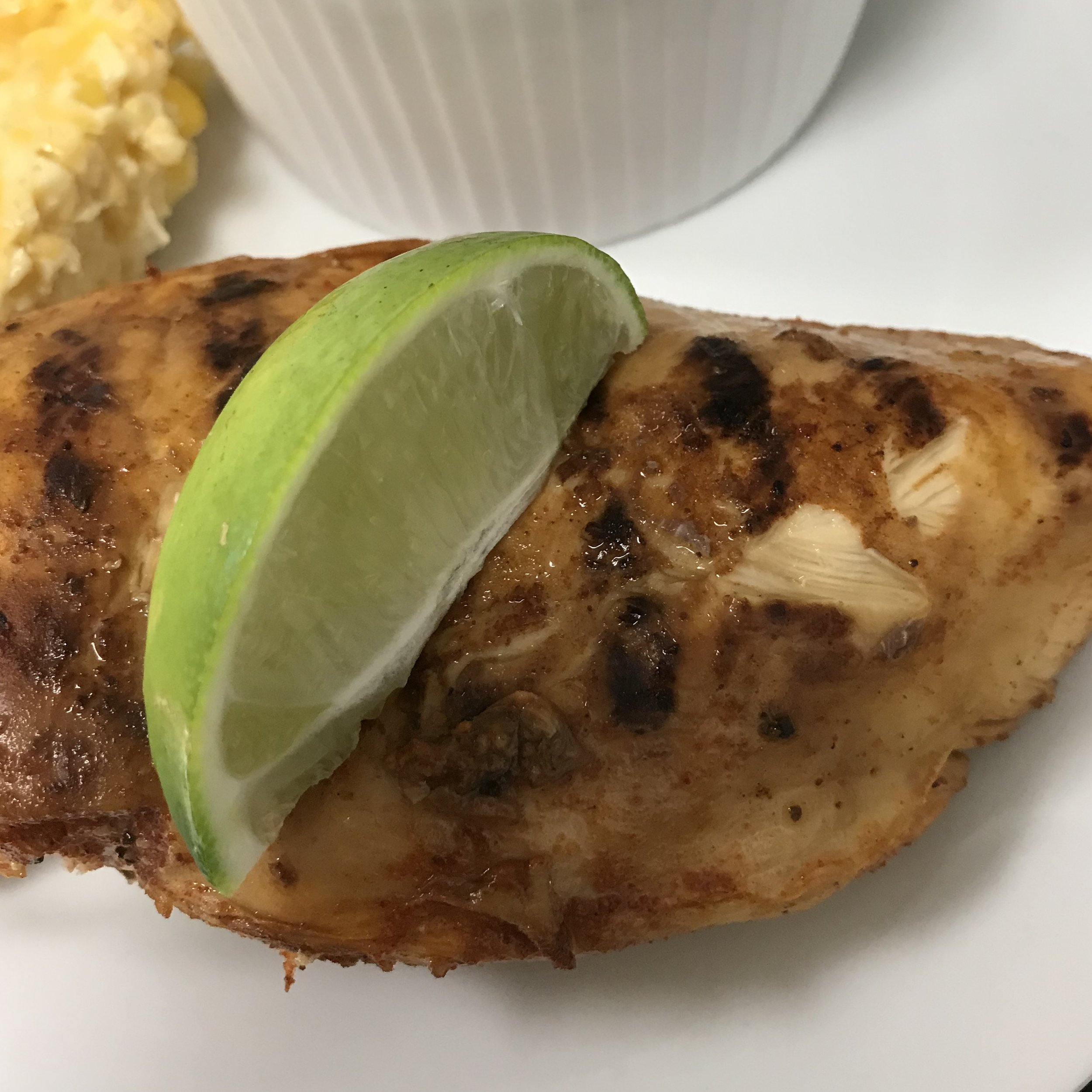 Tequila Lime Chicken . Family Style . Week 39