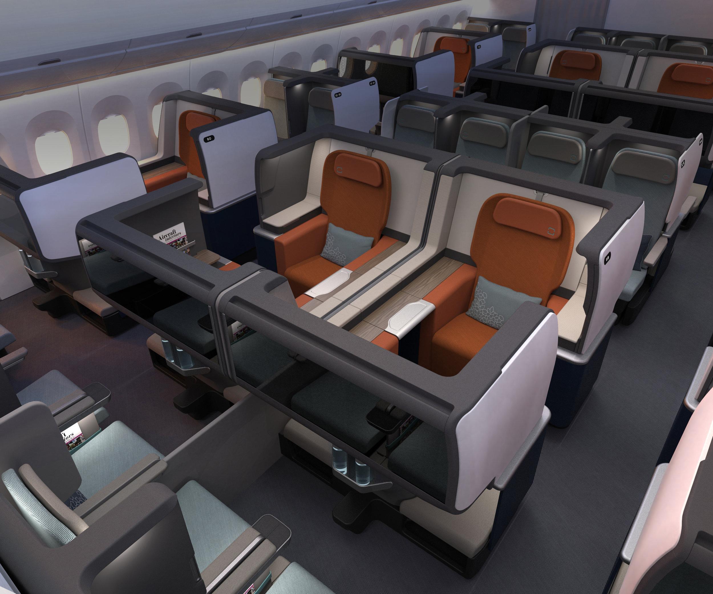- Formation + Aircraft Interiors