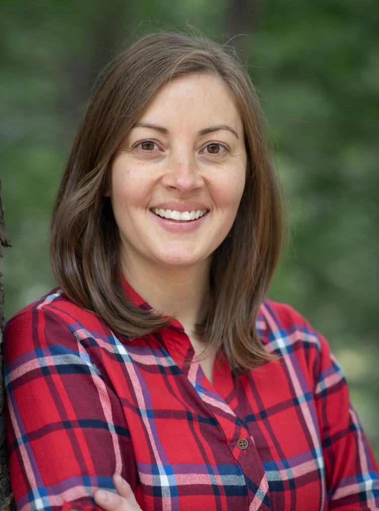 Sara Gibb, speech-language pathologist