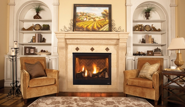 WOOD BURNING FIREPLACES - CLICK IMAGE FOR MORE DETAILS