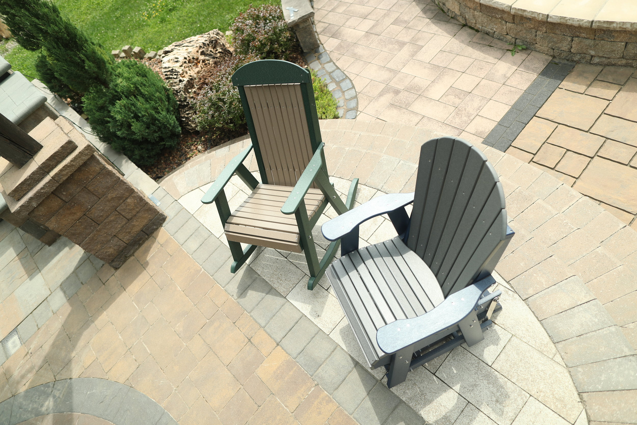 POLYWOOD - COMPOSITE OUTDOOR FURNITURE