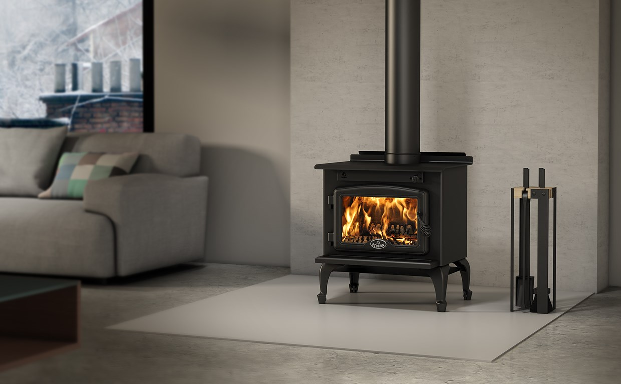 GAS & WOOD STOVES  - CLICK IMAGE FOR MORE DETAILS