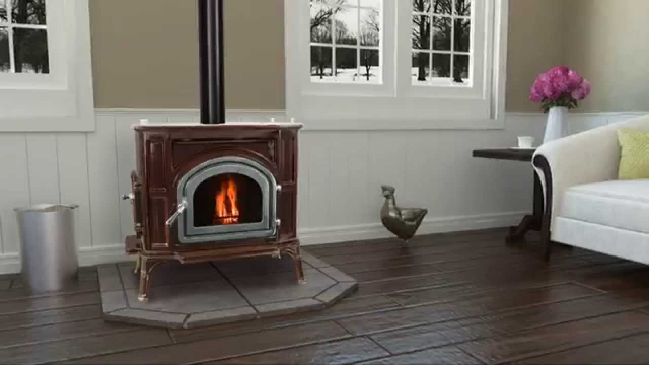 BRECKWELL - WOOD BURNING STOVE