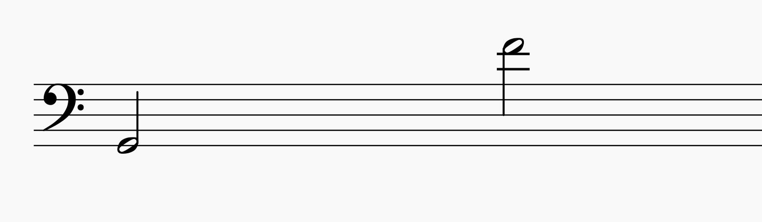 Baritone voice range