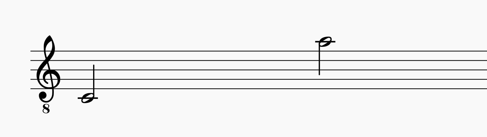 Tenor voice range