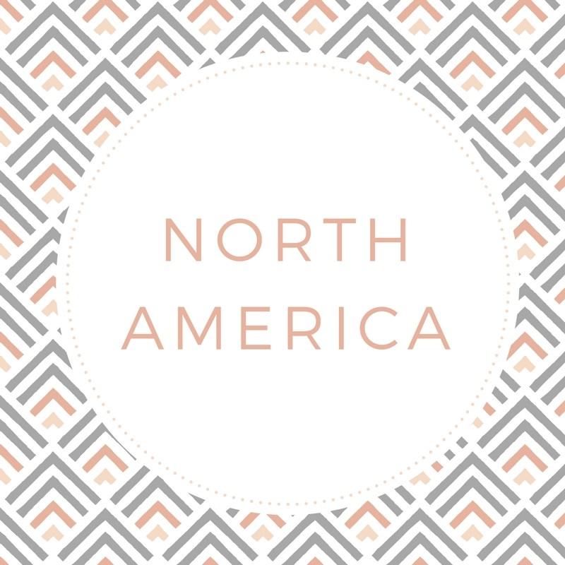 North America - CANADA: Squamish, VancouverUNITED STATES: Colorado, Illinois, Indiana, Michigan, Minnesota, Missouri, Montana, North Carolina, South Carolina, South Dakota, Texas, Washington, Wisconsin, Wyoming