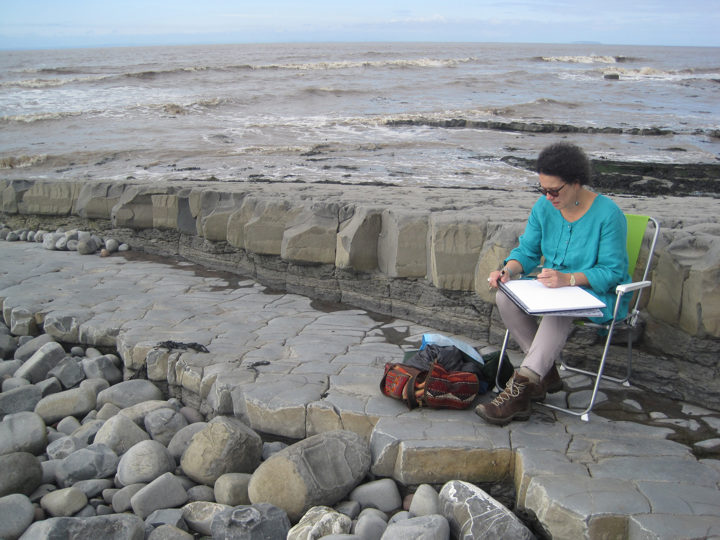 Drawing at East Quantoxhead.jpg