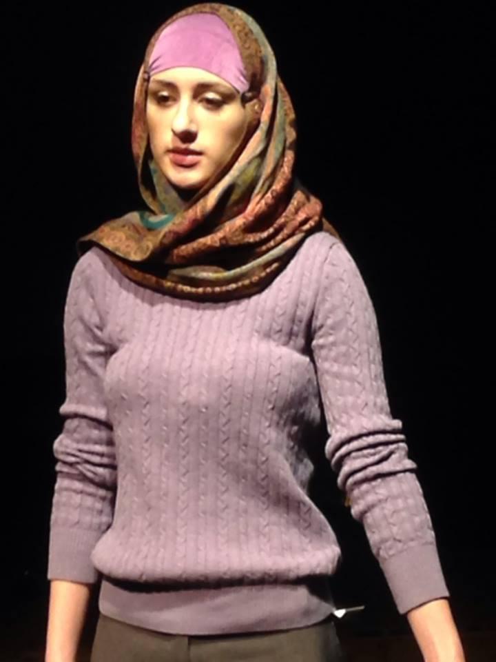 Norma Serna at Clockwise Theatre Company