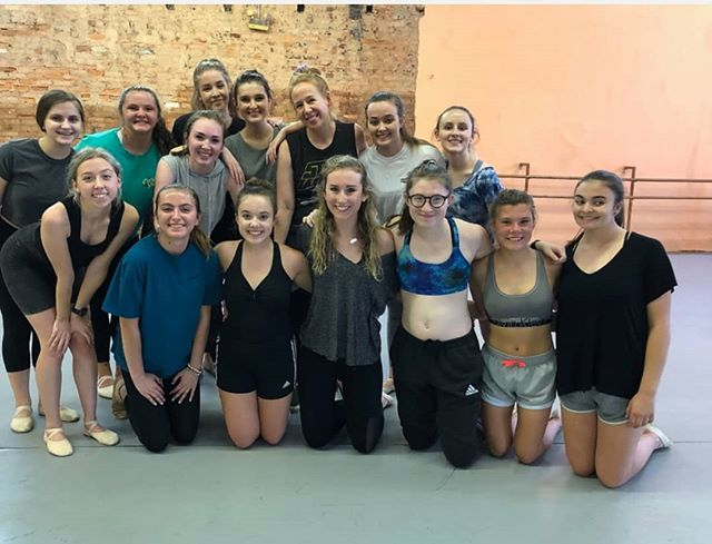 A bitter sweet night for Jazz V. Three amazing young ladies will be graduating in the coming weeks.  Come see this special group perform together at the Griffin Auditorium, May 18th at 7pm.