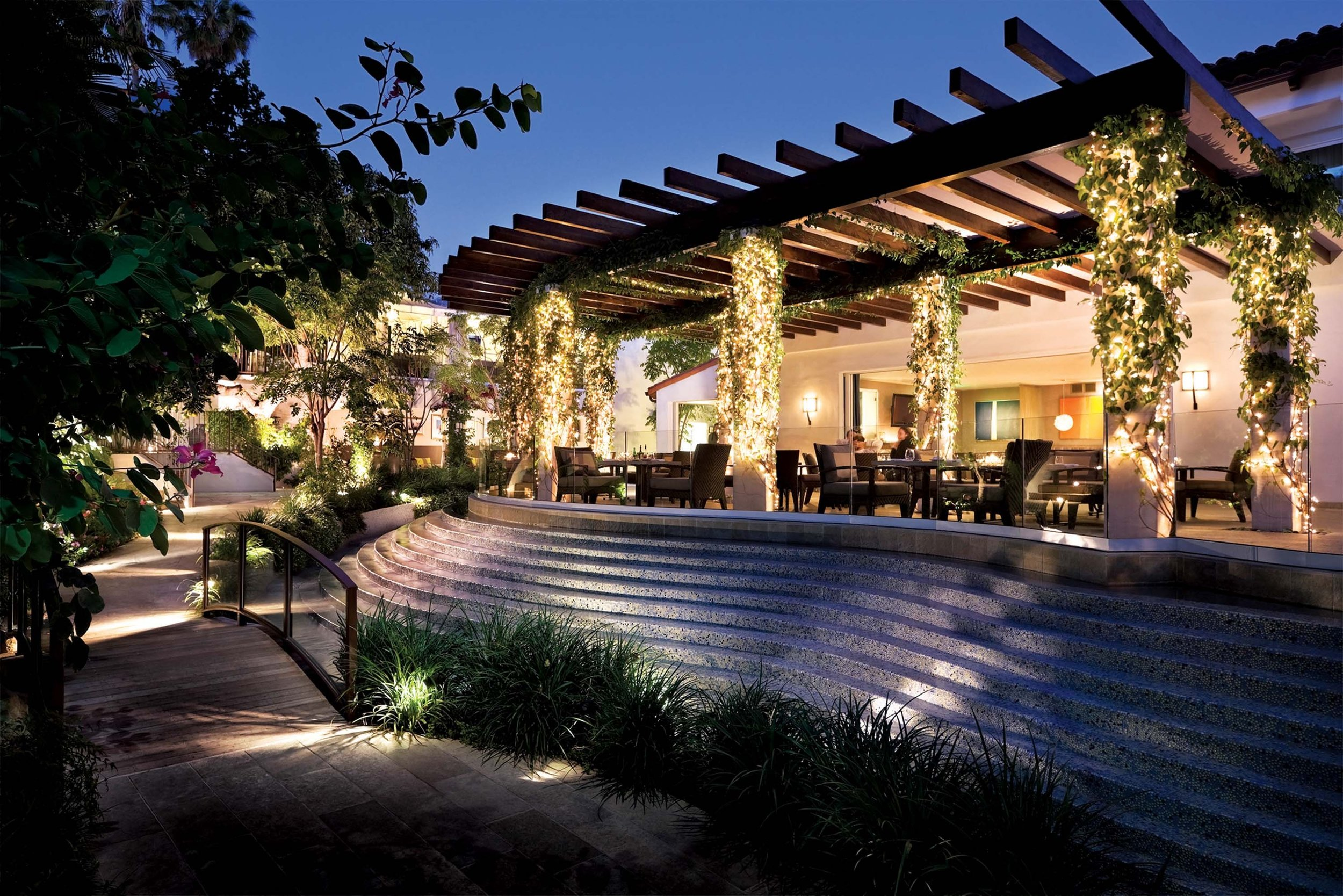 RESTAURANT - Sunset Marquis Hotel