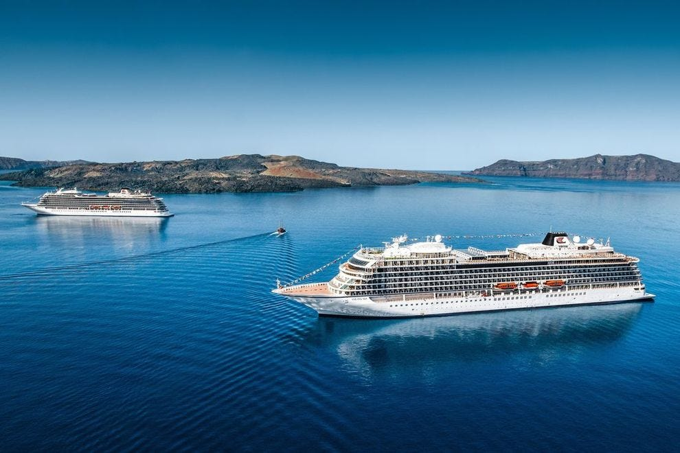 Viking Star  placed third in our 2018 Readers' Choice Awards for Best Cruise Ship for Dining — Photo courtesy of Viking