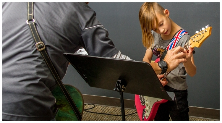 Minimum age requirements - musical instrument and vocal Classes