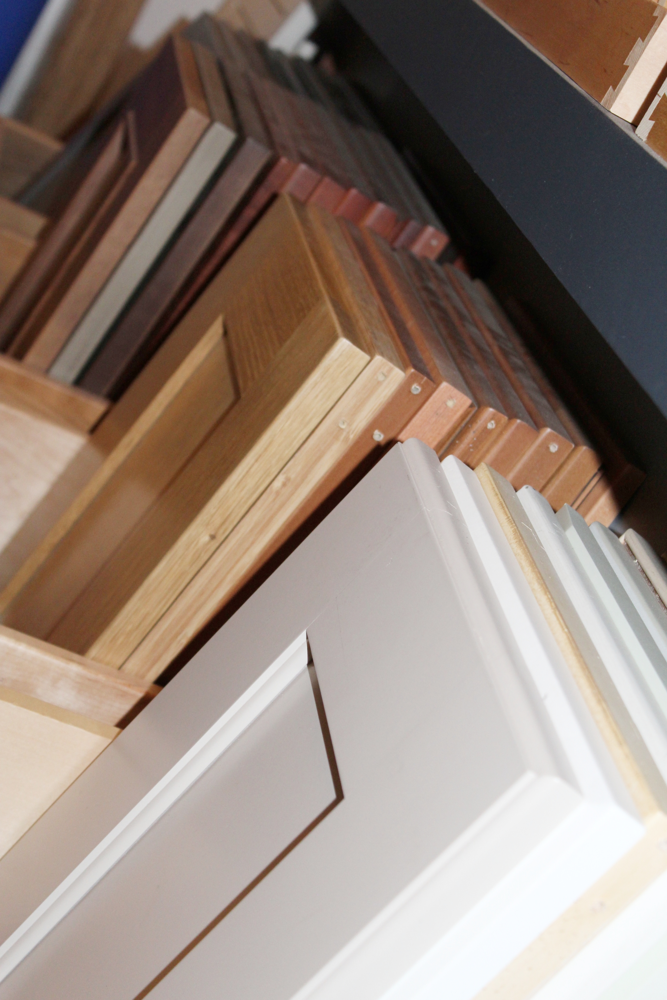 A selection of Executive Cabinets, the only all-wood cabinet that is GREENGUARD gold certified.