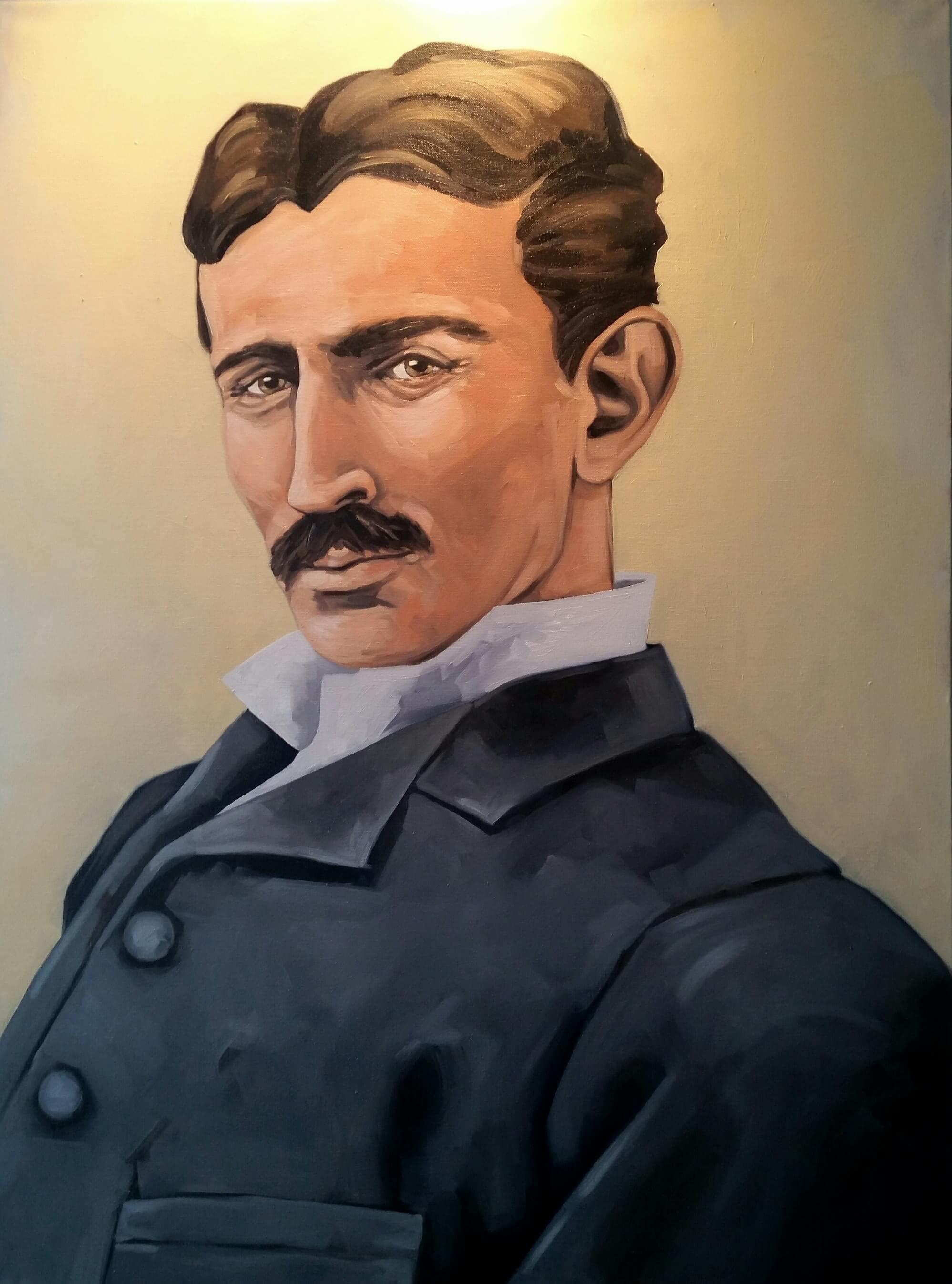 """Nikola Tesla"""