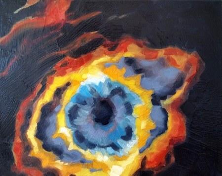 """""""Nebula No. 2 - Cats Eye"""""""