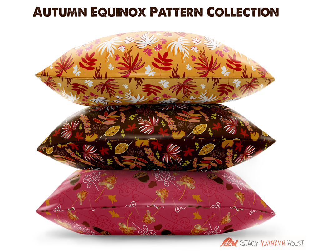Autumn Equinox Pattern Collection