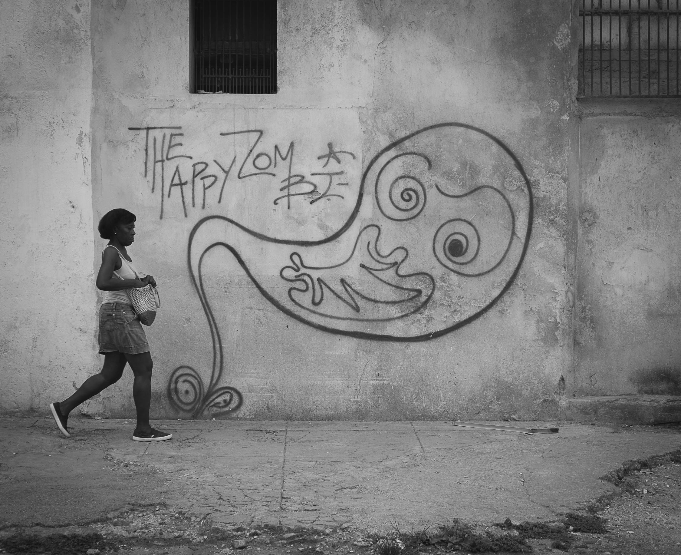 Havana: Street Art
