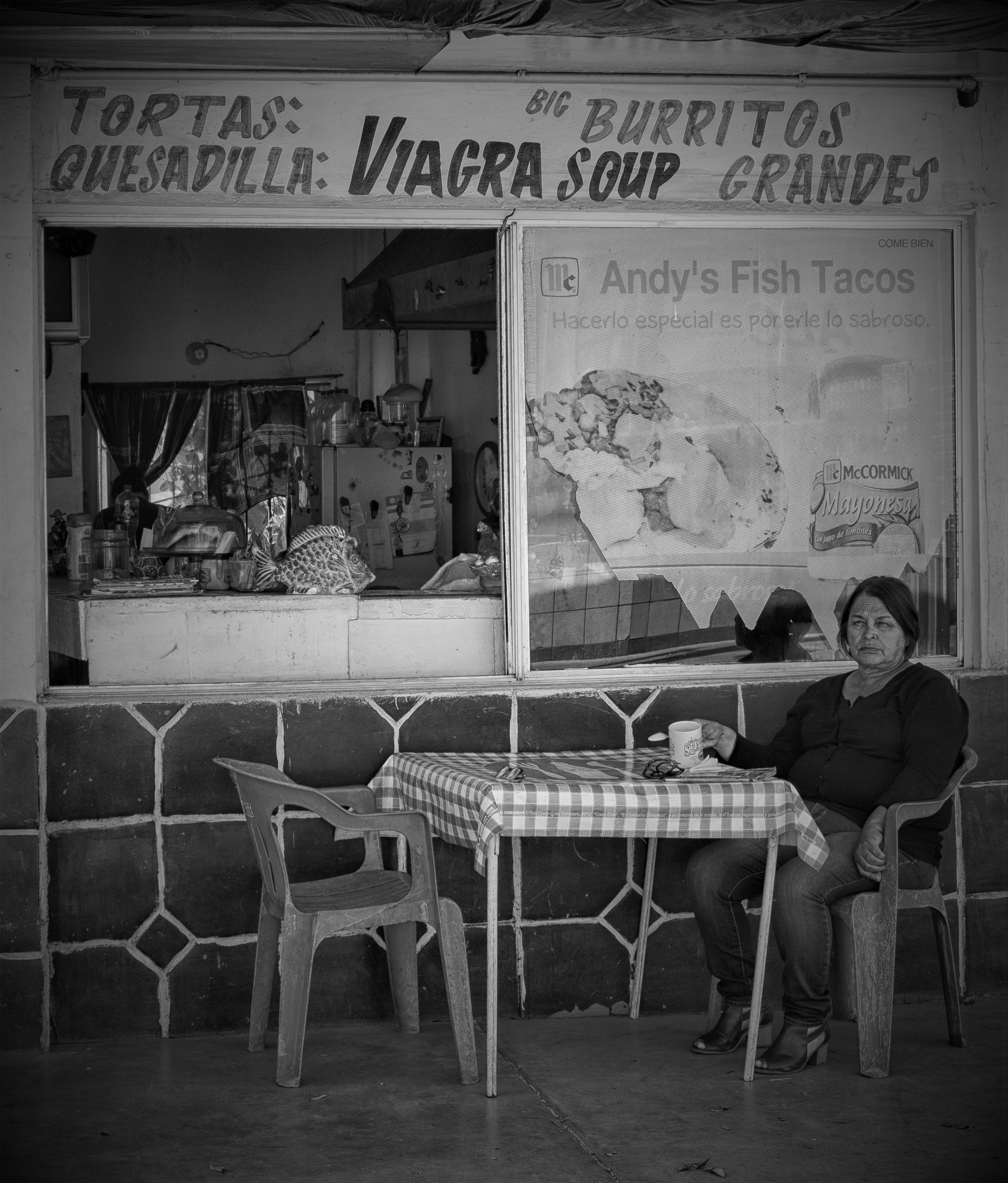 Come Try the Soup:  Tijuana