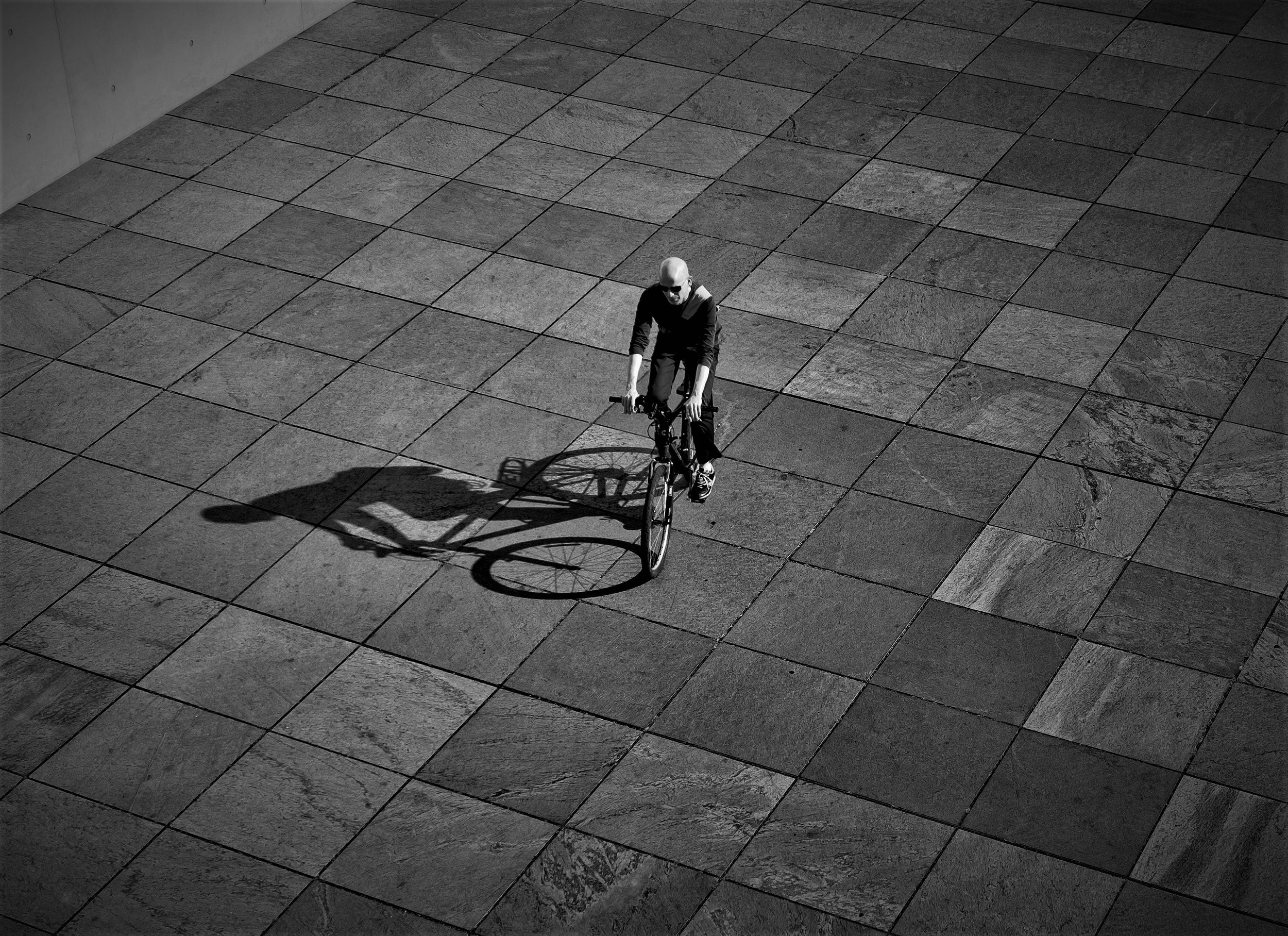 Bike rider:  Berlin