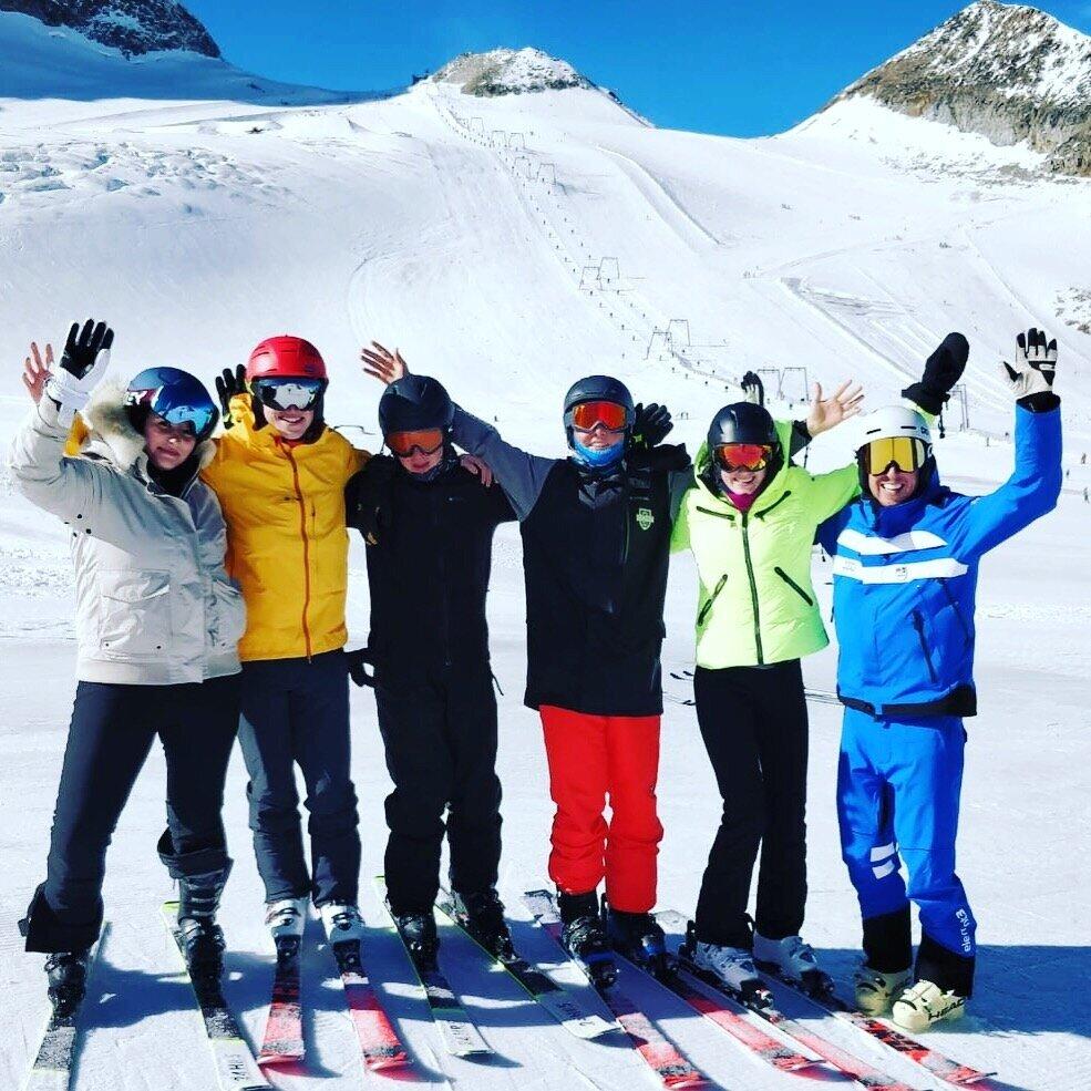 My Austrian Adventure Becoming A Ski Instructor