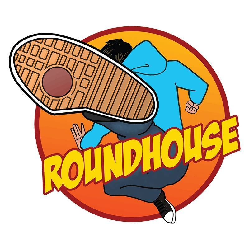ROUNDHOUSE PERFORMS in the Gangbusters show in the Treehouse