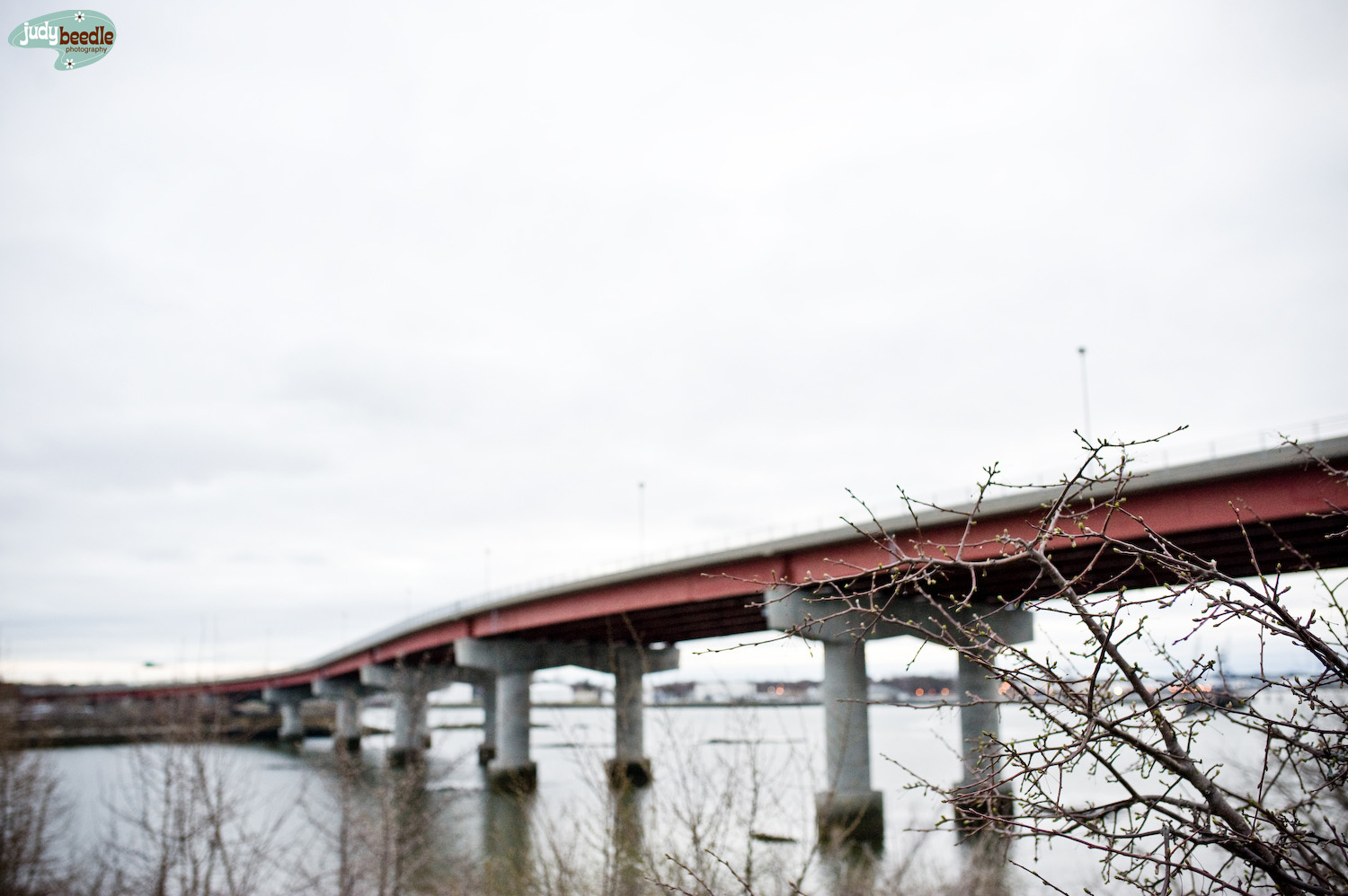 4/23 | Sopo side of the bridge.