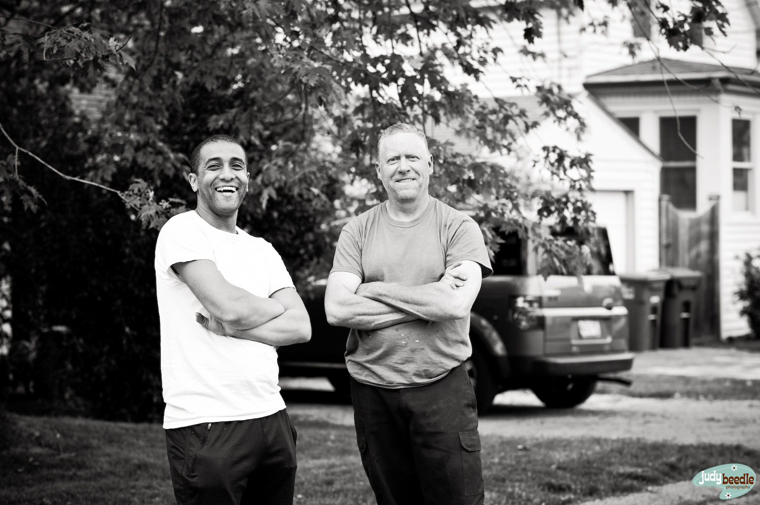 6/4. Nabil and Scott reunited | South Portland, Maine.