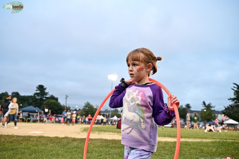 8/16. Summer Fest turned into Hula HoopALOOOZA for us! So fun.